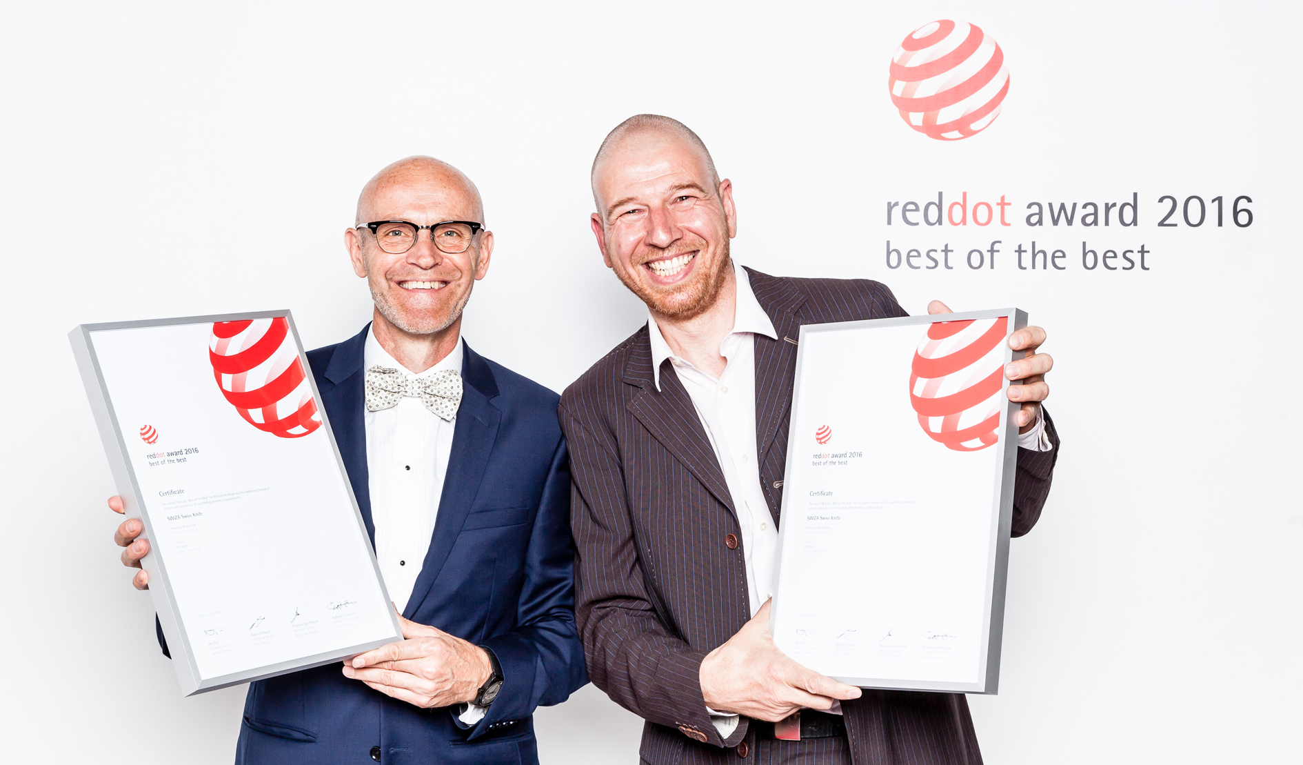 Red Dot Award 2016 Best of Best