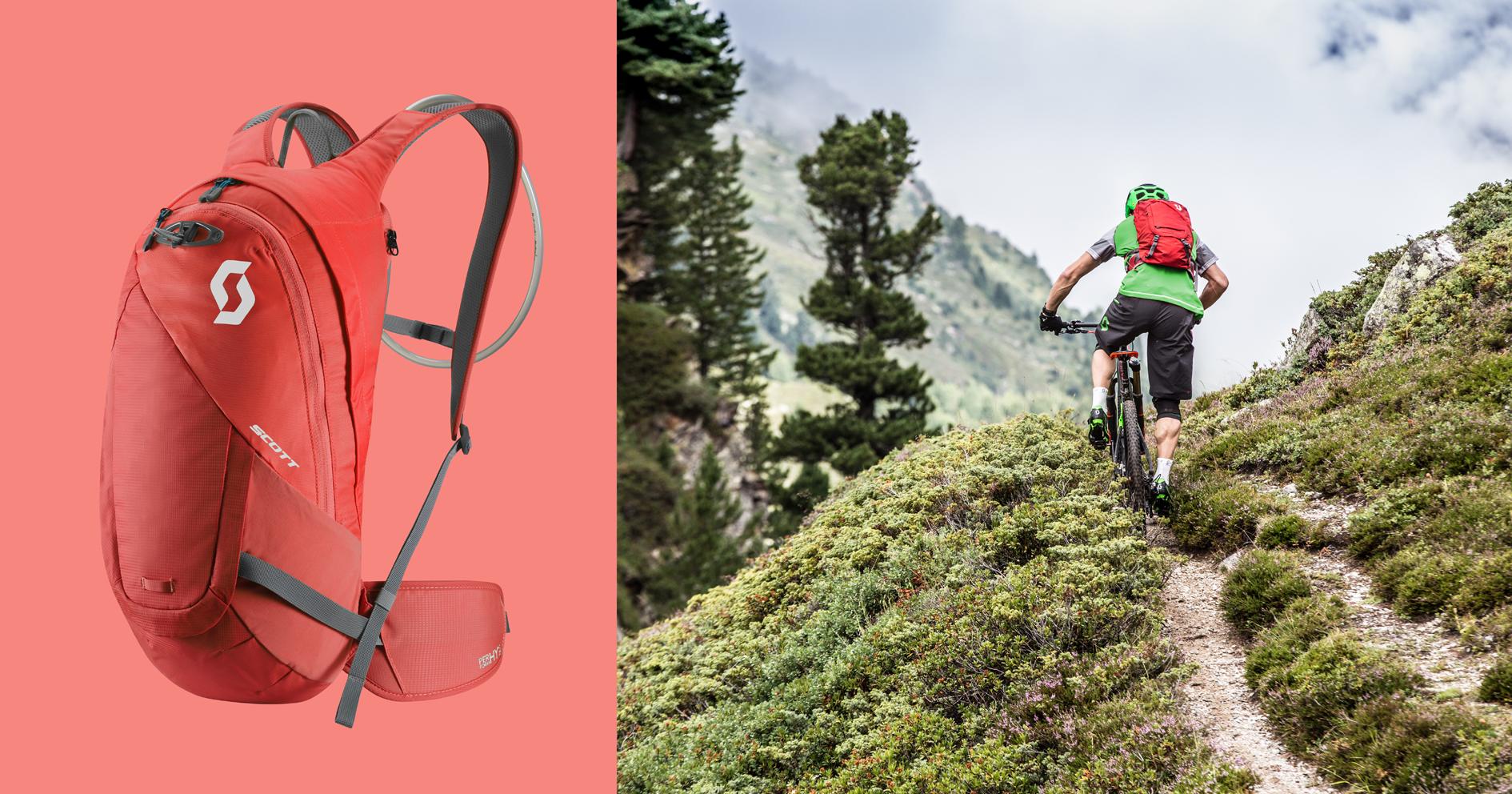 Scott Rucksack Backpack Trail Protector