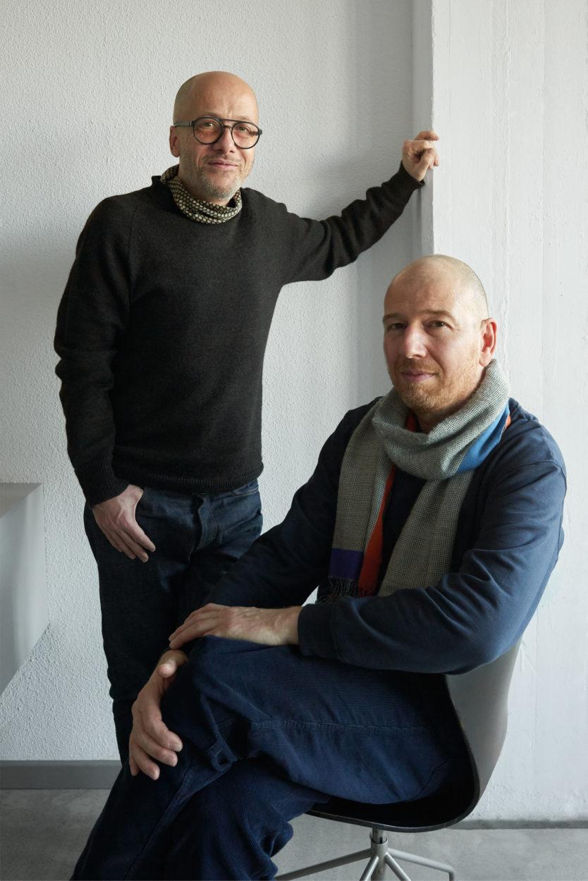 André Lüthy & Dirk Fleischhut