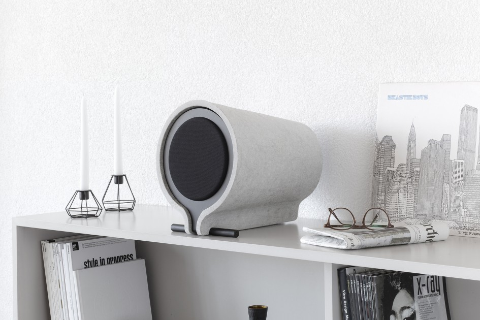 Vonschloo L242 Shelf Loudspeaker Eternit