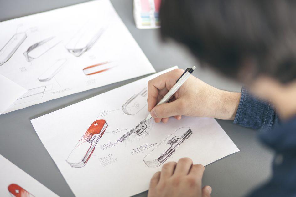 Swiza Design Prozess