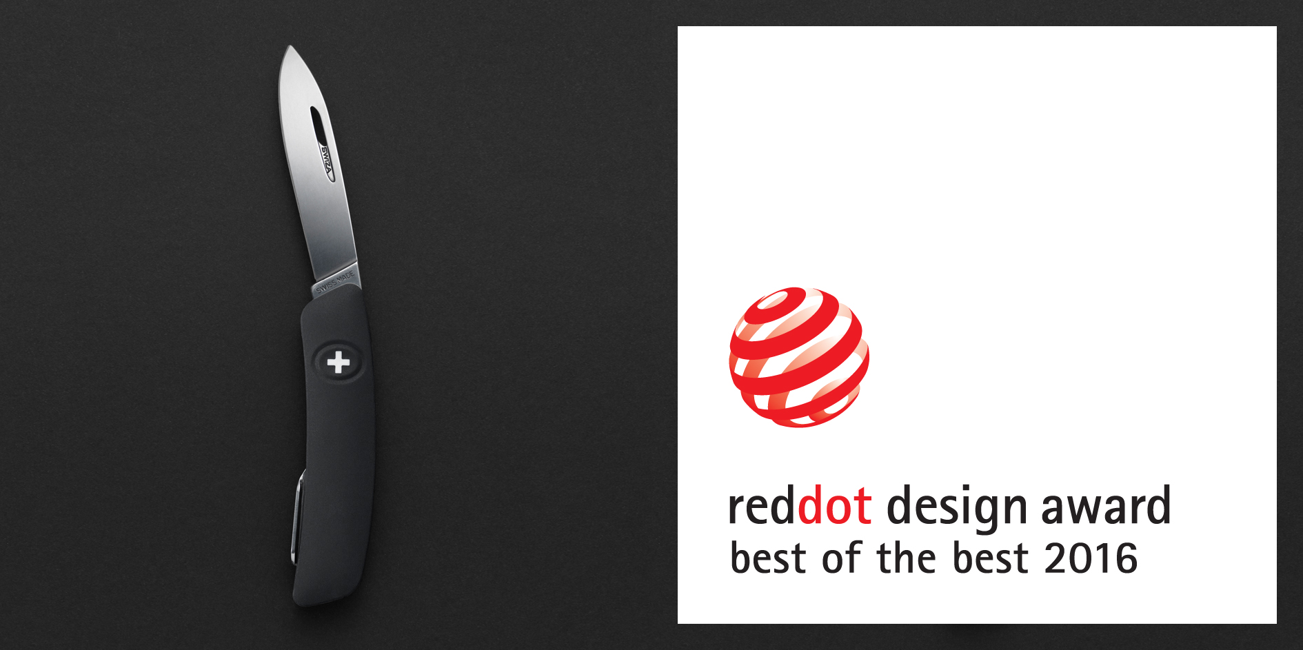 Red-Dot design award Best of the Best