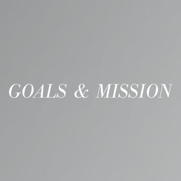 GOALS AND MISSION